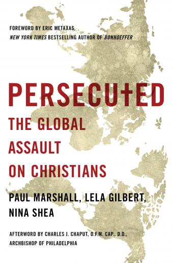 PERSECUTED free chapter