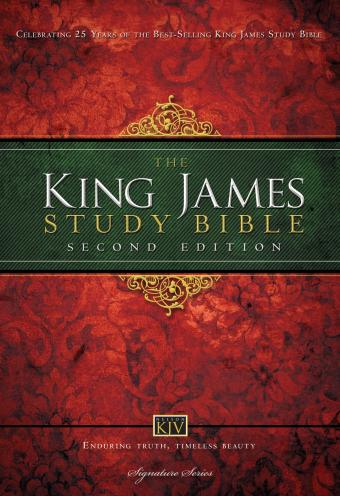 King James Study Bible - Free Download with Purchase