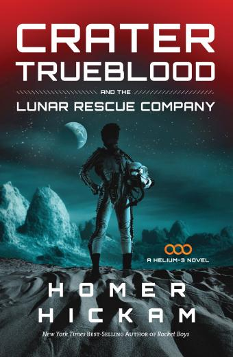 Crater Trueblood and the Lunar Rescue Company Free Excerpt