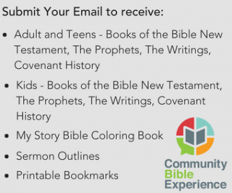 Get the FREE Community Bible Experience sample kit