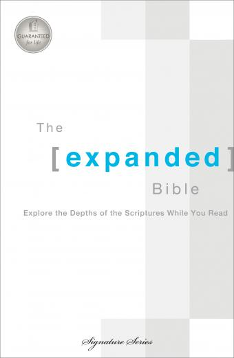 The Expanded Bible - Gospel of John