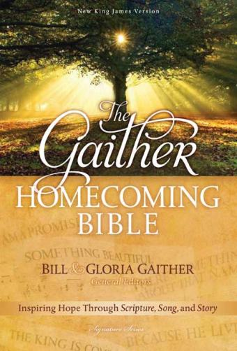 Gaither Homecoming Bible (Ecommerce)