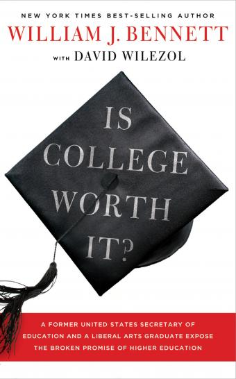 IS COLLEGE WORTH IT? free chapter