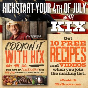 Kickstart Your 4th of July with Kix Brooks