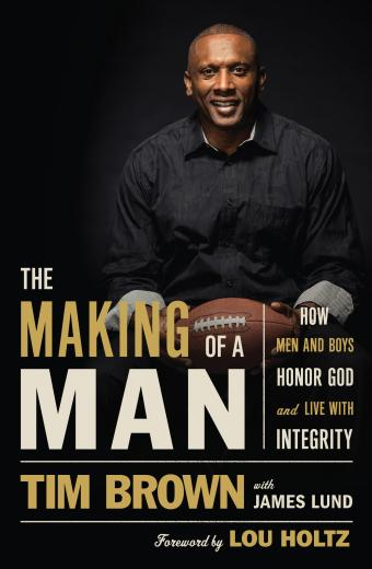 Read a free preview of The Making of a Man by Tim Brown