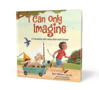 I Can Only Imagine Picture Book Preorder