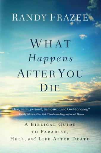 First three chapters of What Happens After You Die