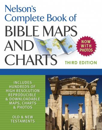 Maps and Charts from Nelson's Complete Book of Bible Maps and Charts
