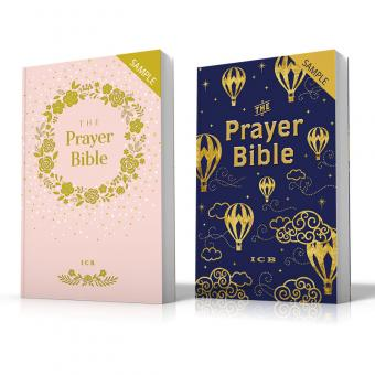 ICB Prayer Bible - Frontgate Blogging Campaign